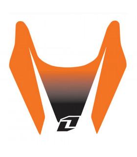ADHESIVOS GUARDABARROS DELANTERO KTM 250 SX, 450 SX (2011-2012)
