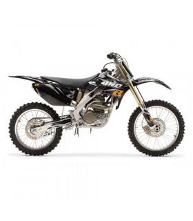 ONE BLACK CAMO GRAPHICS KIT HONDA CRF 250 (2008-2009)