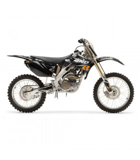 ONE BLACK CAMO GRAPHICS KIT HONDA CRF 450 (2007-2008)