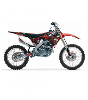 H&H LIFESTYLE GRAPHICS KIT HONDA CRF 450 (2009-2010)