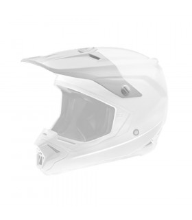ONE INDUSTRIES HELMET VISOR (WHITE)