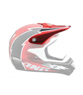 ONE INDUSTRIES TROOPER HELMET VISOR (HURRICANE RED)
