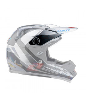 ONE INDUSTRIES TROOPER 2  HELMET VISOR (UNBALANCED)