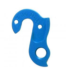 PILO D100 DERAILLEUR HANGER (BLUE)