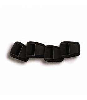 UFO BOOTS STRAP RECEIVER KIT   (4 PIECES)