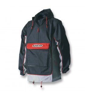 UFO STORM RAIN JACKET  (HOODED)