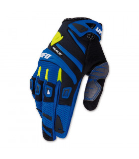 UFO TRACE GLOVES (AZULES)