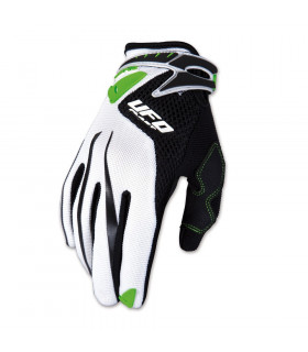 UFO ICONIC KIDS GLOVES  (GREEN)