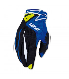 UFO ICONIC KIDS GLOVES (BLUE)