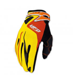 UFO ICONIC KIDS GLOVES  (YELLOW)