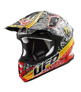 CASCO UFO WARRIOR (EAGLE)