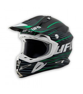 CASCO UFO WARRIOR THE ALLIEN (NEGRO)