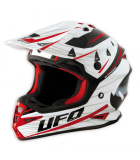 UFO WARRIOR HELMET (COSMIC-WHITE)