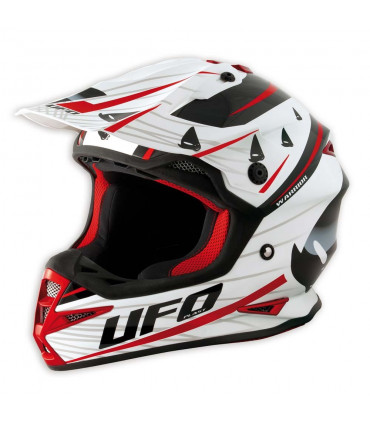 CASCO UFO WARRIOR (COSMIC-BLANCO)