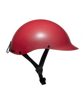 DASHEL CYCLE HELMET (RED)