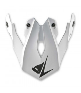 UFO BASE 2012 HELMET VISOR (WHITE)