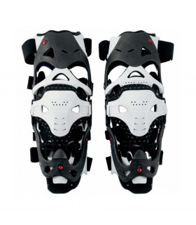 UFO MORPHO ORTOPHEDIC KNEE GUARDS (WHITE)