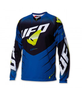 CAMISETA UFO VOLTAGE (AZUL)