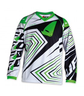 UFO ICONIC KIDS JERSEY  (GREEN)
