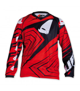 UFO ICONIC KIDS JERSEY (RED)