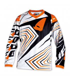 UFO ICONIC KIDS JERSEY  (ORANGE)