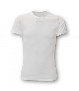 UFO SHORT SLEEVES UNDERSHIRT  (WHITE)