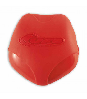 PLASTIC PART PROT.PC02287 RED (3 PIECE)
