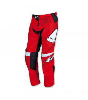 UFO ICONIC KIDS PANTS (RED)