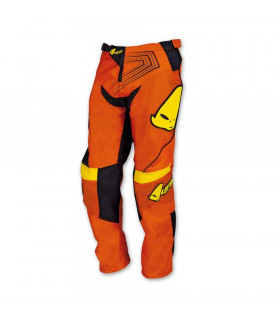 UFO ICONIC KIDS PANTS  (YELLOW)