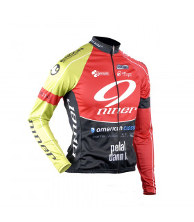 NINER TEAM LONG SLEEVE JERSEY