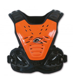 UFO REACTOR 2 KIDS CHEST PROTECTOR (ORANGE/BLACK)