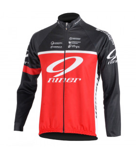 TEAM NINER RACE 2016 LONG  SLEEVE JACKET