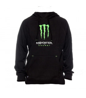 MONSTER REGGIE SWEATSHIRT (BLACK)