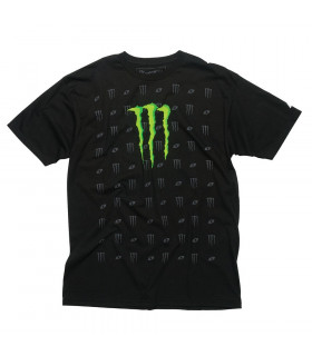 CAMISETA MONSTER LOUIS (NEGRA)