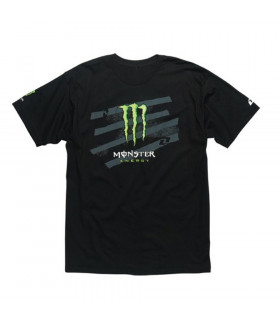 CAMISETA MONSTER BROOKS (NEGRA)