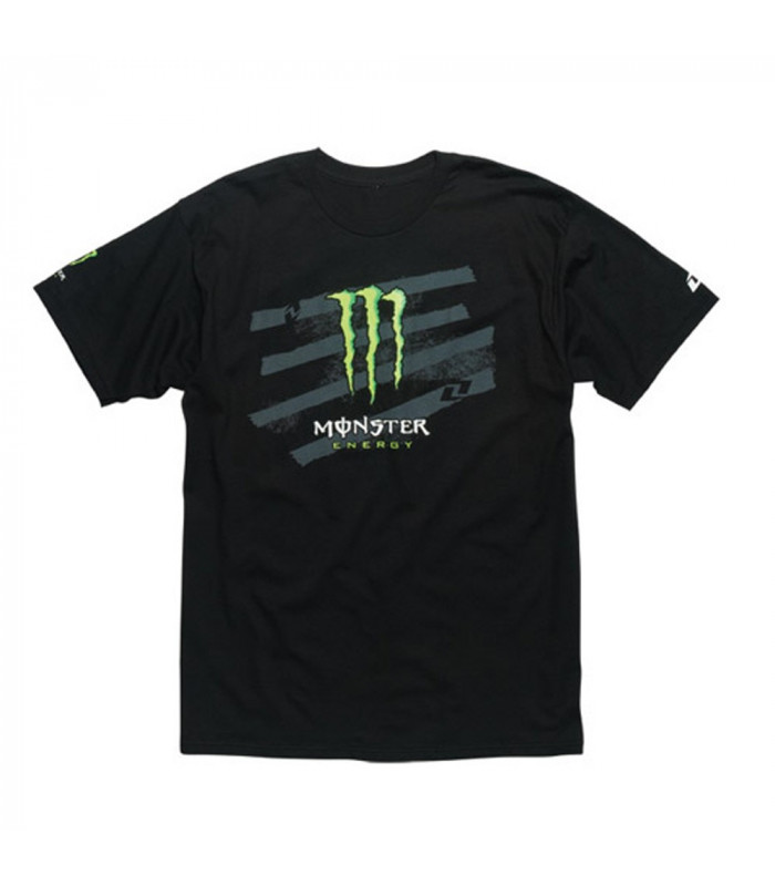 MONSTER BROOKS T-SHIRT (BLACK)