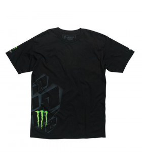 CAMISETA MONSTER CRISIS (NEGRA)