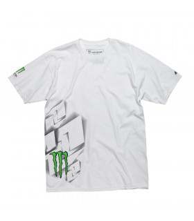 CAMISETA MONSTER CRISIS (BLANCA)