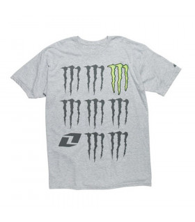 CAMISETA MONSTER GREMLIN (GRIS)
