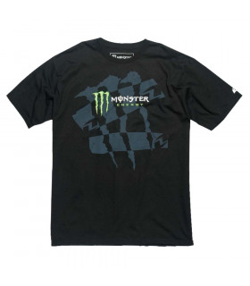 CAMISETA MONSTER DAZED (NEGRA)