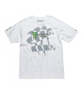 CAMISETA MONSTER DAZED (BLANCA)