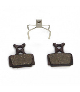 FORMULA RX/MEGA/THE ONE/R1  ORGANIC BRAKE PADS