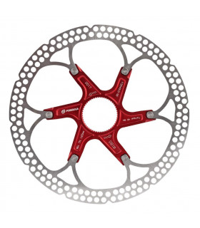 FORMULA 180 MM TWO PIECES BRAKE DISC (WITH CENTER LOCK)