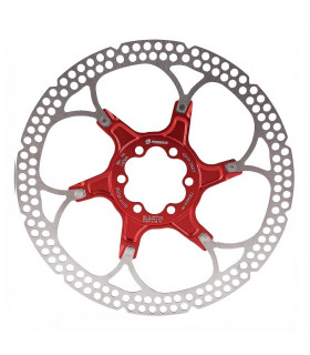 FORMULA 160 MM 2 PIECES BRAKE DISC (WITH BOLTS)