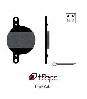 TFHPC BRAKE PADS FOR  MAGURA JULIE (2001-2008)