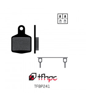 TFHPC BRAKE PADS FOR  HOPE DH4 (4 PISTONS)