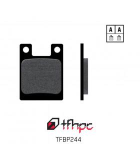 TFHPC BRAKE PADS FOR  HOPE C2, O2 (2 PISTONS)
