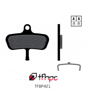 TFHPC BRAKE PADS FOR AVID CODE (2007-2010)