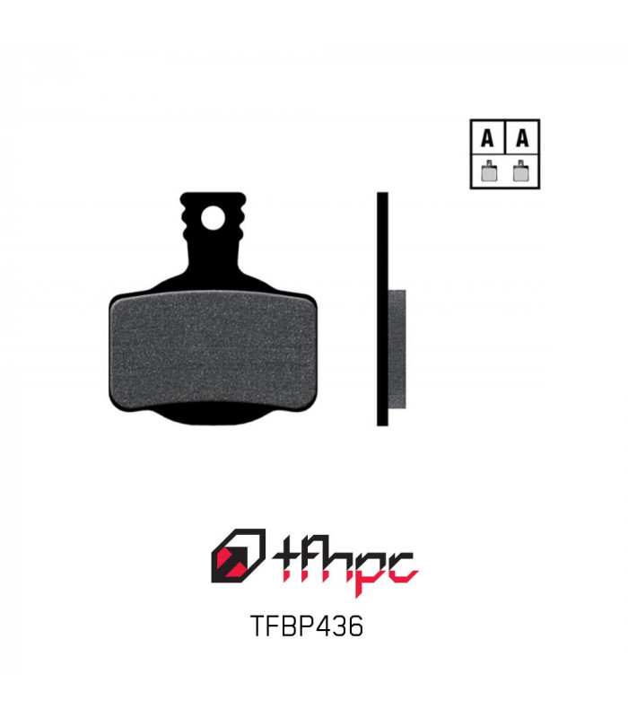 TFHPC BRAKE PADS FOR MAGURA MT2