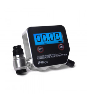 TFHPC 25th ANIVERSARY DIGITAL AIR PRESSURE GAUGE